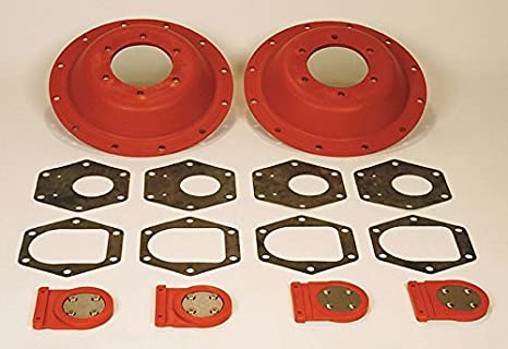 Sandpiper warren rupp 476249354 diaphragm pump repair kit sandpiper warren rupp 476249354 diaphragm pump repair kit for 6wy80 ccuart Choice Image