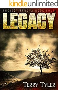 Legacy (Project Renova Book 4)