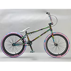 "Mafiabikes Madmain 20"" Splatter Harry Main BMX Bike"