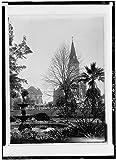 Photo: Mission Santa Cruz,Emmet & School Streets,Santa Cruz,California,CA,HABS,10