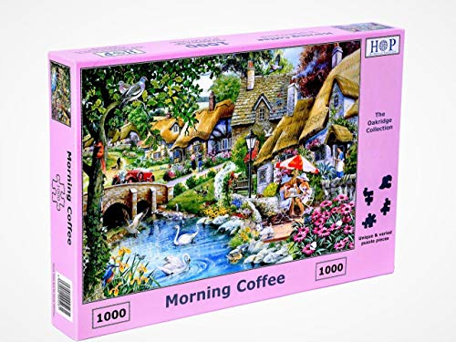 The House of Puzzles 5060002005231 Jigsaw