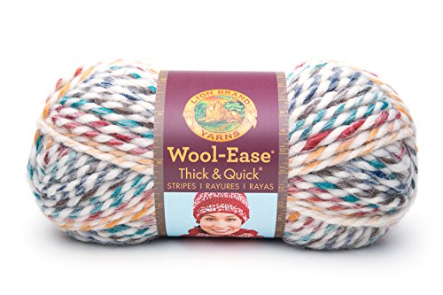 Lions Bay - Lion  640-610 Wool-Ease Thick & Quick Yarn , 97 Meters, Hudson Bay