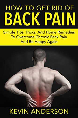 Back Pain Remedies Overcome Chronic ebook product image