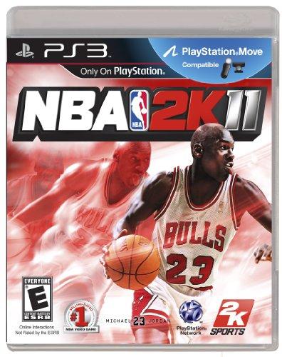 NBA 2K11 - Playstation 3 (Ps3 Games Nba 2k13)