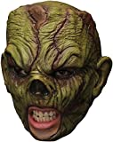 Halloween Mask- Monster Chinless Latex Costume Mask -Scary Mask