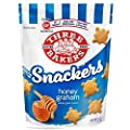 THREE BAKERS, Snackers, Honey Graham, Pack of 8, Size 4.5 OZ