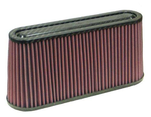 K&N RF-1050 Universal Air Filter - Carbon Fiber Top