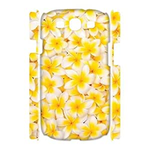 Red Hawaii Flower Brand New 3D Cover Case for Samsung Galaxy S3 I9300,diy case cover ygtg607091