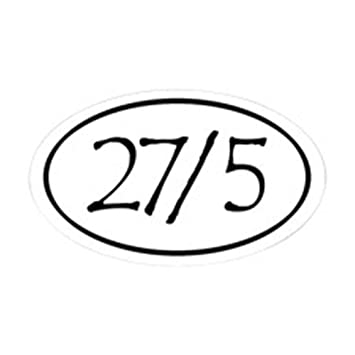 Amazon Com Cafepress 27 5 Derby Love Sticker Oval Bumper Sticker