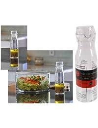 Favor 230ml Vinegar Dresser, Salad Dressing Mixing Bottle deal