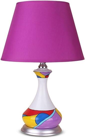 5151BuyWorld Araña Las Lámparas De Mesa De Colores Modernas Del ...