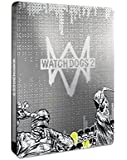 Watch Dogs 2 Steel Book Edition (Exclusive to Amazon.co.uk)  (PS4)