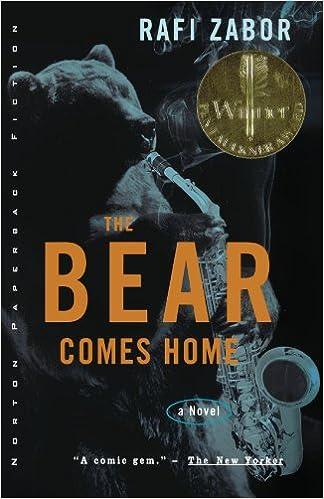 The Bear Comes Home: A Novel: Amazon.co.uk: Zabor, Rafi: 9780393318630: Books