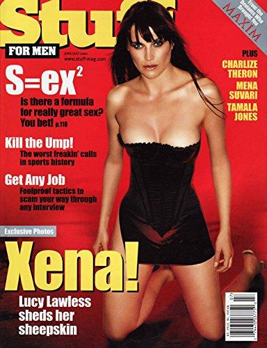 Stuff for Men Magazine (June/July 2000 Issue #8 Xena) PDF