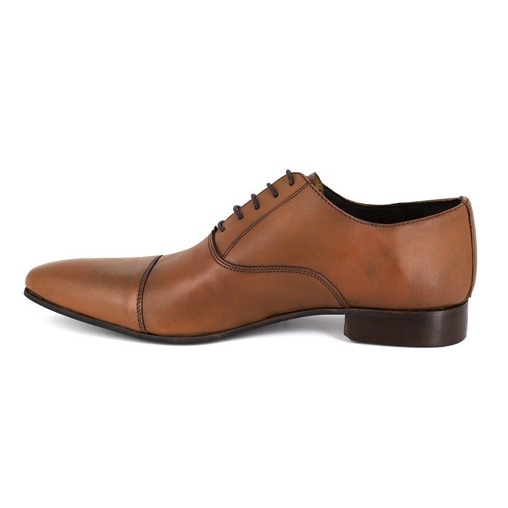J.BRADFORD Chaussures Richelieu JB-DARIUM Camel - Couleur - Marron m4rFe