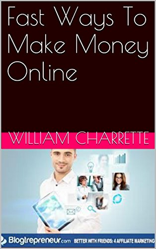 Fast Ways To Make Money Online