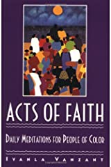 Acts of Faith: Daily Meditations for People of Color Paperback