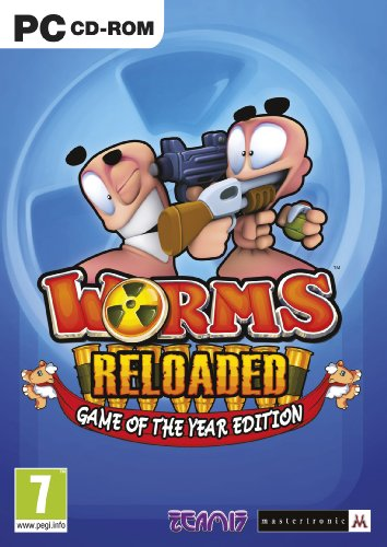 WORMS RELOADED GAME YEAR product image