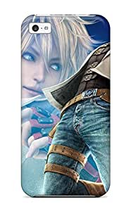 High Quality Shock Absorbing Case For Iphone 5c-leo In Tekken 6