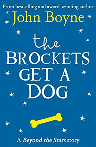 book cover of The Brockets Get a Dog