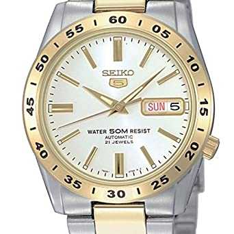 Amazon.com: SEIKO - Mens Watches - SEIKO 5 - Ref. SNKE04K1: Seiko: Watches