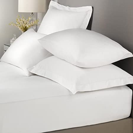 Signature   Luxury   100% Cotton Extra Deep Fitted Bed Sheet   King,
