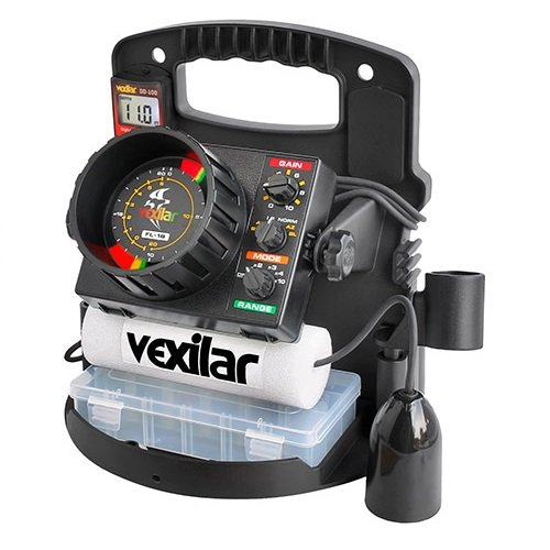Vexilar PP1812D FL-18 Pro Pack II 12-Degree Ice-Ducer Combo with DD-100 Review