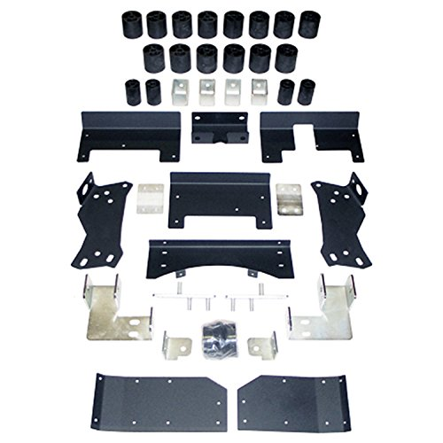 Performance Accessories, Chevy/GMC Silverado/Sierra 2500HD/3500HD Diesel 2WD and 4WD 3