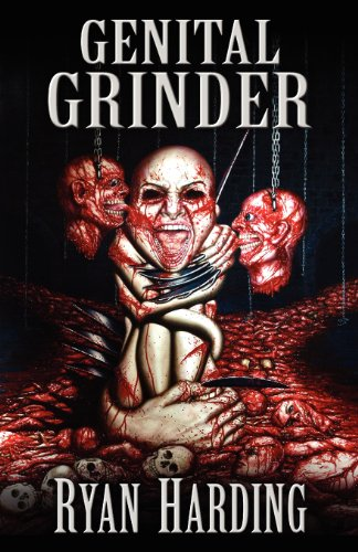 Genital Grinder [Ryan Harding] (Tapa Blanda)