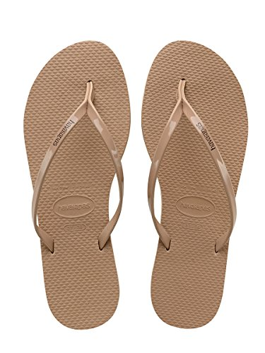 You Gold Havaianas Rose Women's Thong Sandals xY6Owxq4a