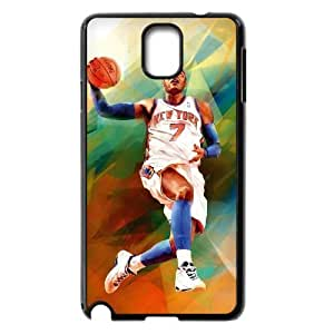 Custom High Quality WUCHAOGUI Phone case Carmelo anthony - New York Nicks Protective Case For Samsung Galaxy NOTE3 Case Cover - Case-5