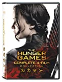 The Hunger Games: Complete 4 Film Collection
