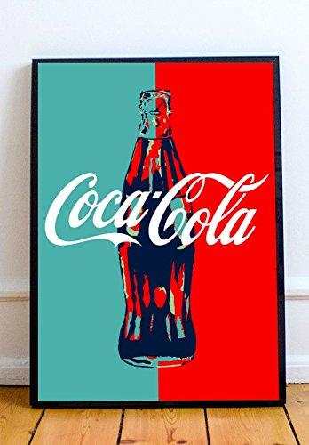 Amazon.com: Coca Cola Coke Limited Poster Artwork - Professional ...