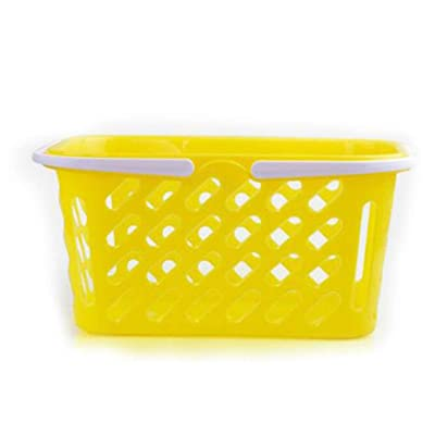 "10.23""X4.92""X6.81"" Well Standing Toy Chest Baskets Storage Bins for Dog Toys,Kids & Children Toys,Blankets,Clothes,Easy Carrying Perfect for Playroom & Living Room: Toys & Games"