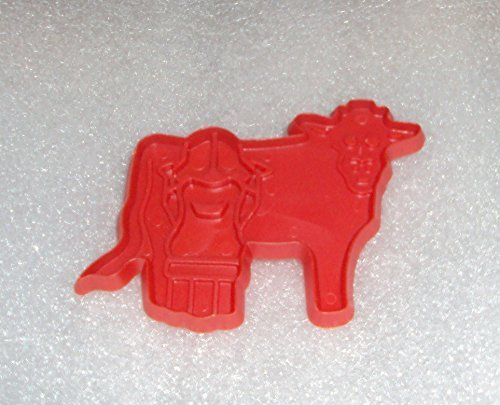 Eight Maids a Milking 1978 Chilton 12 Days of Christmas Cookie Cutter