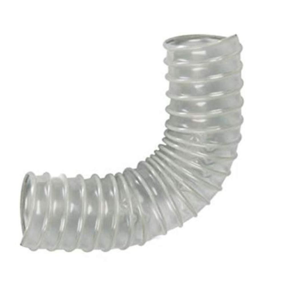 "HASMX 1-1/2"" Replacement Lower Duct Hose for Shark Rotator Vacuum Cleaner Motorized Lower Floor Nozzle Hose NV341, NV470, NV472, NV500, NV500CO, NV500GD, NV501, NV552, UV560"
