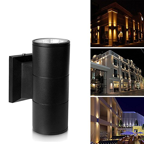 Led Outdoor Wall Light - 7
