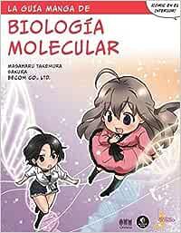 La guía manga de biología molecular: Amazon.es: Takemura