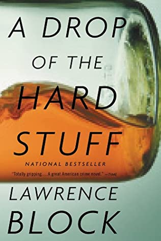 book cover of A Drop of the Hard Stuff