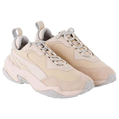 01cbca6f96702f Puma Thunder Trainers Pink  Amazon.co.uk  Shoes   Bags