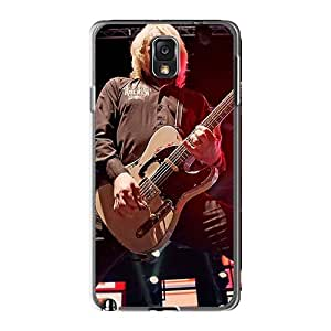 Best Cell-phone Hard Covers For Samsung Galaxy Note3 (sfe16132xsRX) Unique Design Realistic Red Hot Chili Peppers Image