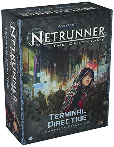 - Android Netrunner LCG: Terminal Directive