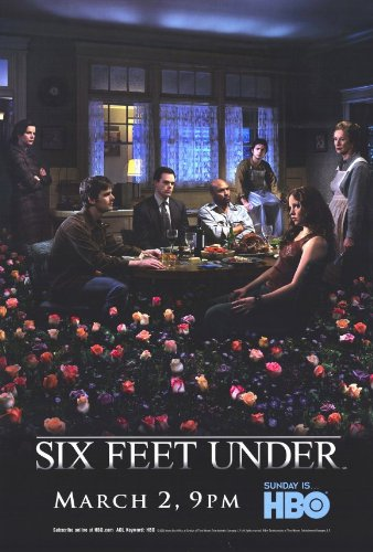 Six Feet Under TV POSTER 27x40 by postersdepeliculas