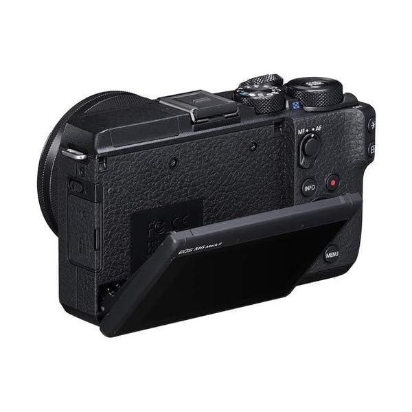 RetinaPix Canon EOS M6 Mark II 32.5MP + EF-M 15-45mm f/3.5-6.3 is STM Lens