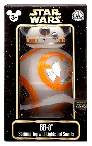 Disney BB 8 Spinning Top Awakens