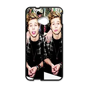 Funny young man Cell Phone Case for HTC One M7