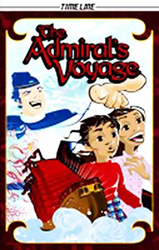 Download Steck-Vaughn Timeline Graphic Novels: Leveled Reader 6pk (Levels 5-6) The Admiral's Voyage pdf