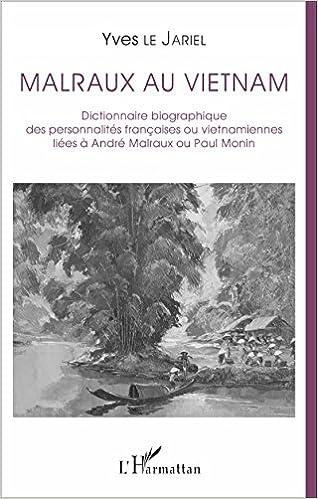 Livres gratuits en ligne Malraux au Vietnam pdf ebook