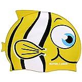 Water Gear Critter Cap, Yellow Fish
