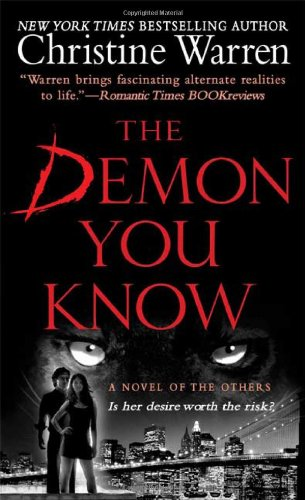 The Demon You Know (The Others, Book 11) by Warren, Christine